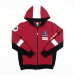 Bluza dresowa NASA ARES Bordo Intense
