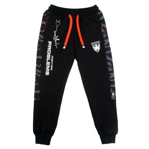 e41eba8a Spodnie dresowe BATTLE ROYALE czarne
